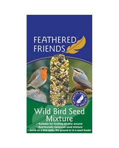 Feathered Friends Wild Bird Seed Mix 20kg