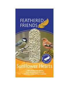 Feathered Friends Sunflower Hearts - 1.5kg