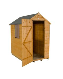 Shiplap Dip Treated Shed 4 x 6ft