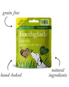 Forthglade Grain Free Soft Lamb Treats 90g