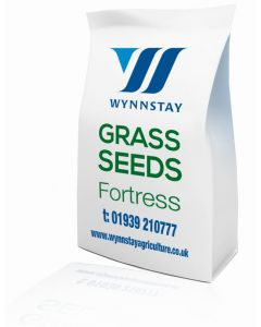Fortress with Clover - 3 to 4 Year Heavy Production Grass Seed Mix