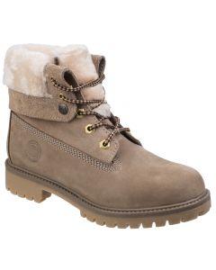 Darkwood Walnut Boot