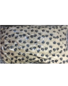 Glendale Large Fleece Topped Dog Bed