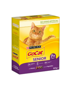 Go Cat Complete Vitality - Senior 2kg