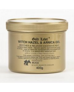 Gold Label Witch Hazel and Arnica Gel 400gm