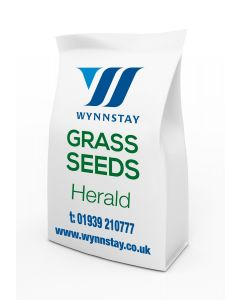Herald - Long Term Dual Purpose Grass Seed Mix Plus Clover