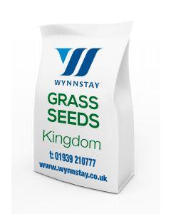 Kingdom - Long Term Wetland Cut and Graze Grass Seed Mix Plus Clover