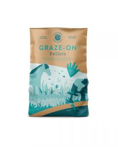 Northern Crop Driers GRAZE-ON Pellets 20kg
