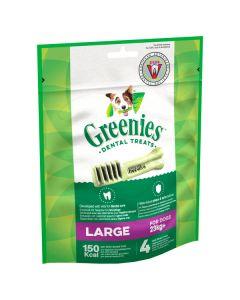 Greenies Large Dog Treats 170g