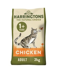 Harringtons Cat Chicken 2kg