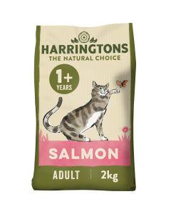 Harringtons Cat Salmon 2kg