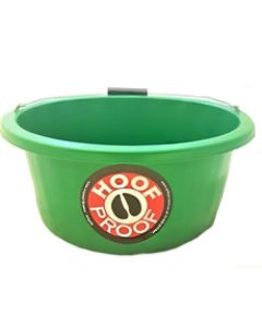 Hoof Proof 15L Shallow Feed Bucket