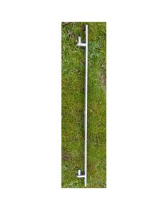 Bateman Hinge Hooks on Strap Plate