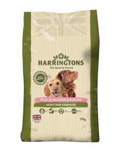 Harringtons Complete 12kg in Salmon