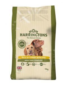 Harringtons Complete Turkey and Veg 15kg