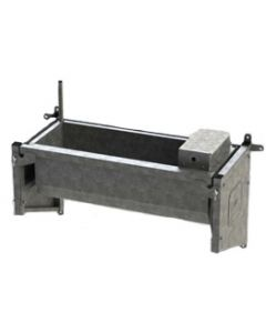 IAE Wall Mounted Tipping Water Trough 4'8