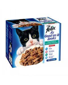 Felix As Good as it Looks Ocean Feasts 12pk