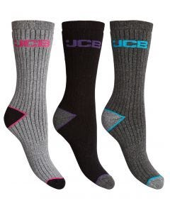 JCB Womens Outdoor Socks