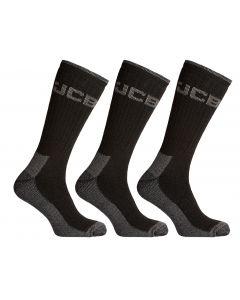 JCB Heavy Duty Work Socks