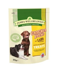 James Wellbeloved Crackerjack Lamb 225g