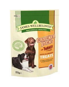 James Wellbeloved Crackerjack Turkey Treats