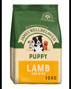 JWB Puppy Lamb & Rice
