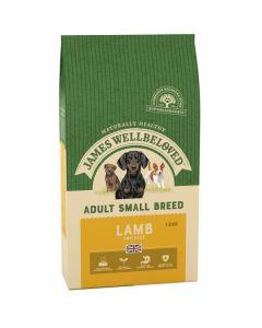 James Wellbeloved Small Dog Breed Lamb
