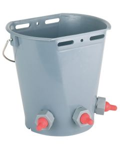 Kerbl 3 Teat Lamb Bucket Feeder - 8L