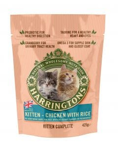 Harrington Kitten Complete Food 425g