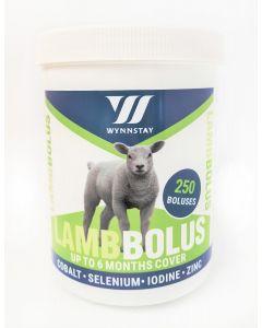 Lamb Bolus