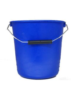 Blue Lamina 2Gal Bucket