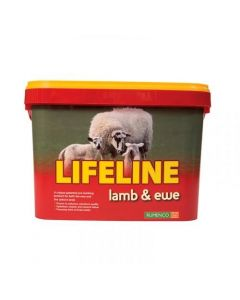 Lifeline Lamb & Ewe Bucket