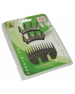 Lister Shepherds Pro Comb and Cutter Pack