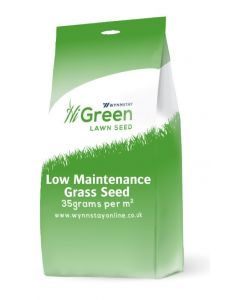 HiGreen Low Maintenance Grass Seed Mix 10kg