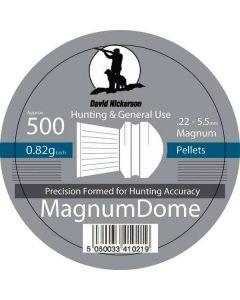 Magnum Dome .22 Pellets