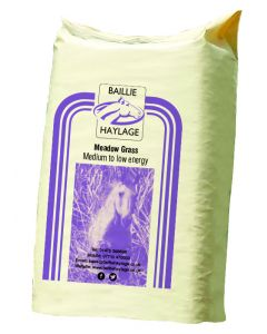Baillie Haylage Meadow Grass Purple