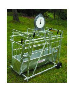 Bateman Mechanical Lamb Weigher