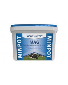 MinPot Cattle Mag Bucket 22.5kg