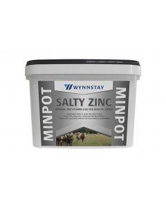 Minpot Salty Zinc Bucket 22.5kg