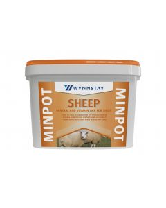 Minpot Sheep Bucket 22.5kg