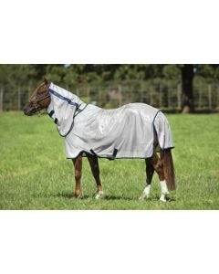 Mio Pony Fly Rug Navy/Bronze