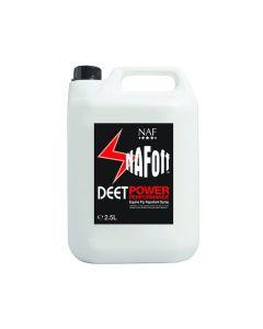 NAF off Deet Power 2.5lt