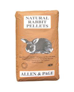 Allen & Page Rabbit Natural Pellets