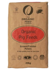 Allen & Page Organic Grower/Finisher