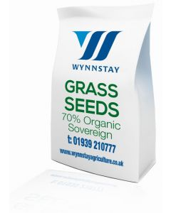 Organic (50%) Sovereign 4-6 Year Intensive Dual Purpose Grass Seed Mix