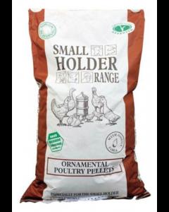 Ornamental Poultry Pellets