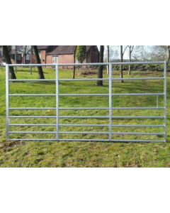 Bateman Yard / Penning Gate - 8 Bar, 5'0 high, 12'0 long