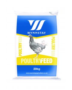 Wynnstay Poultry Grower Pellets 20kg