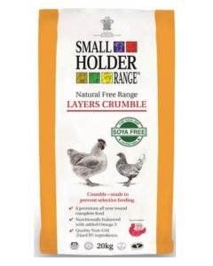 Poultry Layers Crumble