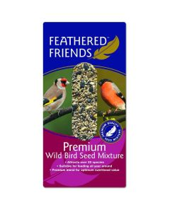 Feathered Friends Premium Wild Bird Seed Mix 3kg